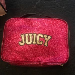 Juicey couture make-up bag